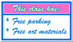 FREE-PARKING-AND-ART-MATERIALS