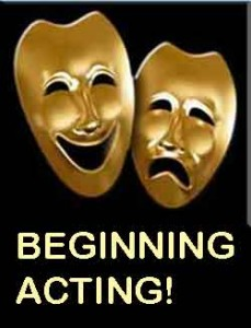 masks of comedy and tragedy, how to start an                     acting class